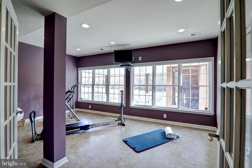 Exercise Room - 22960 CARTERS STATION CT, ASHBURN