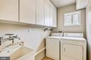 Entry level laundry - 1219 PINECREST CIR, SILVER SPRING