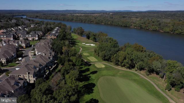 Golf Course & Potomac River - 18348 FAIRWAY OAKS SQ, LEESBURG
