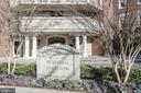 Memorial Overlook is a discreet, luxury building - 1201 N NASH ST #302, ARLINGTON