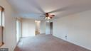 Basement family room - 56 DOROTHY LN, STAFFORD