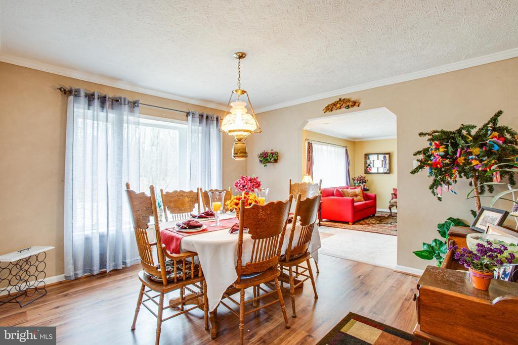 Formal Dining Room - 11601 ORANGE PLANK RD, SPOTSYLVANIA