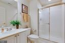 FULL BATHROOM LOWER LEVEL - 2728 JOHN MILLS RD, ADAMSTOWN