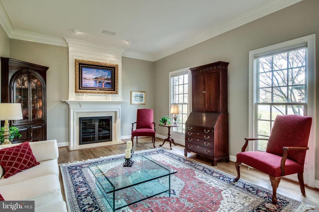 Living Room - 3166 ARIANA DR, OAKTON