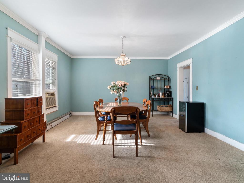 Dining room - 200 WASHINGTON GROVE LN, GAITHERSBURG