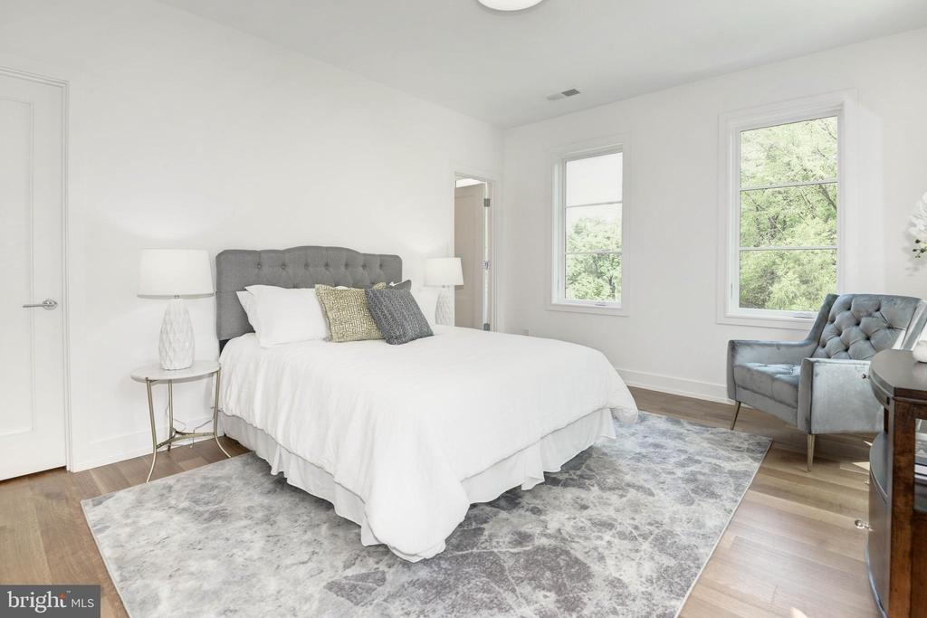 Second Bedroom - 3016 UNIVERSITY TER NW, WASHINGTON