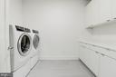 Upper Level Laundry Room - 3016 UNIVERSITY TER NW, WASHINGTON