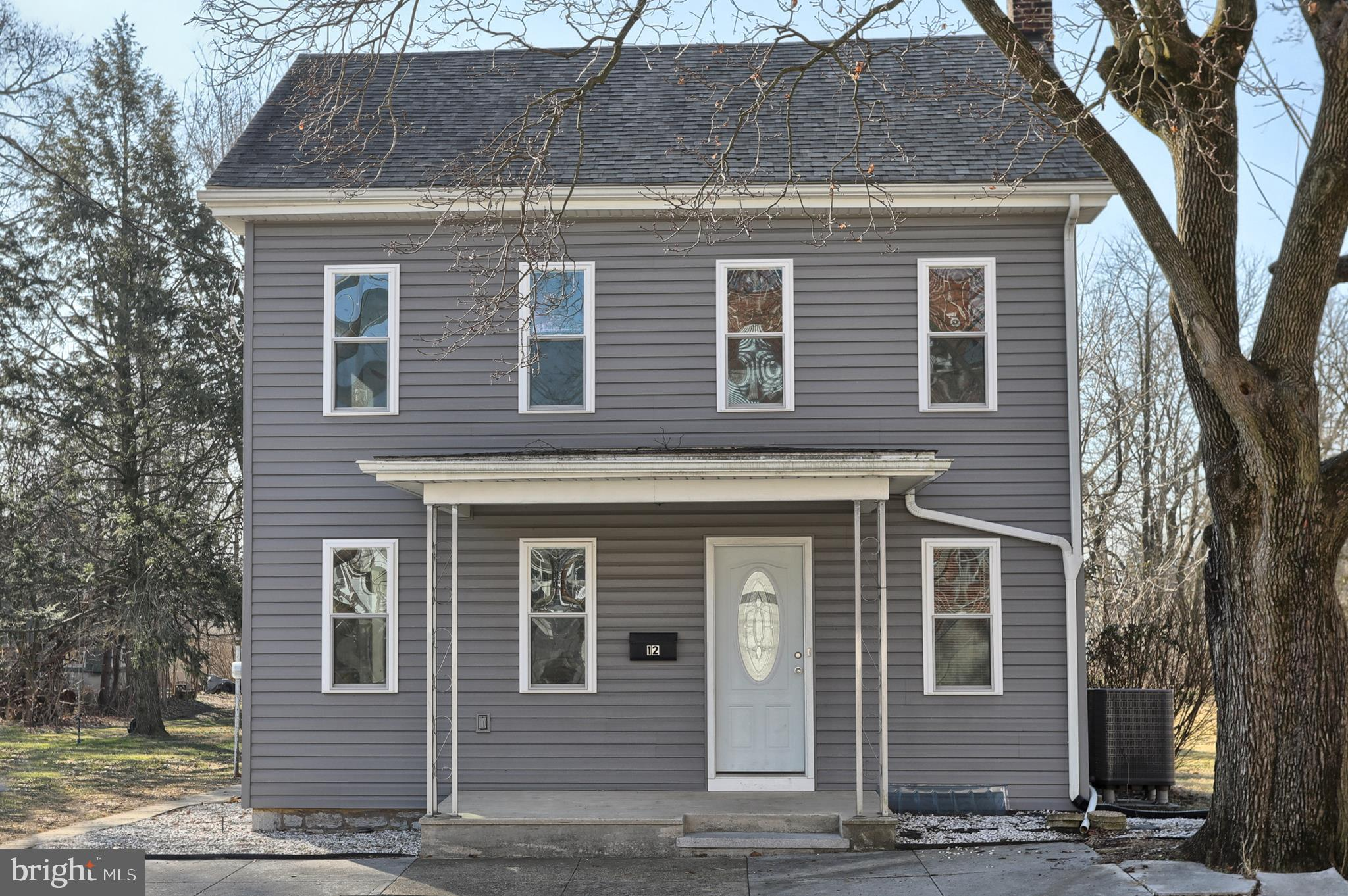 Welcome to 12 E Center Avenue in Myerstown!