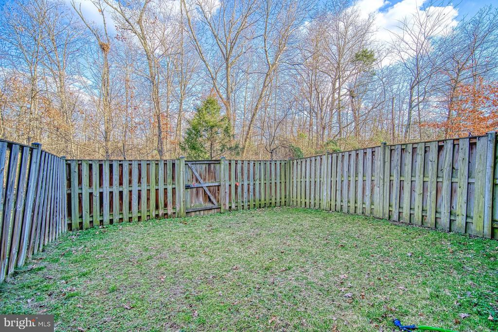 Enjoy the Privacy of Your Backyard! - 22710 DEXTER HOUSE TER, ASHBURN