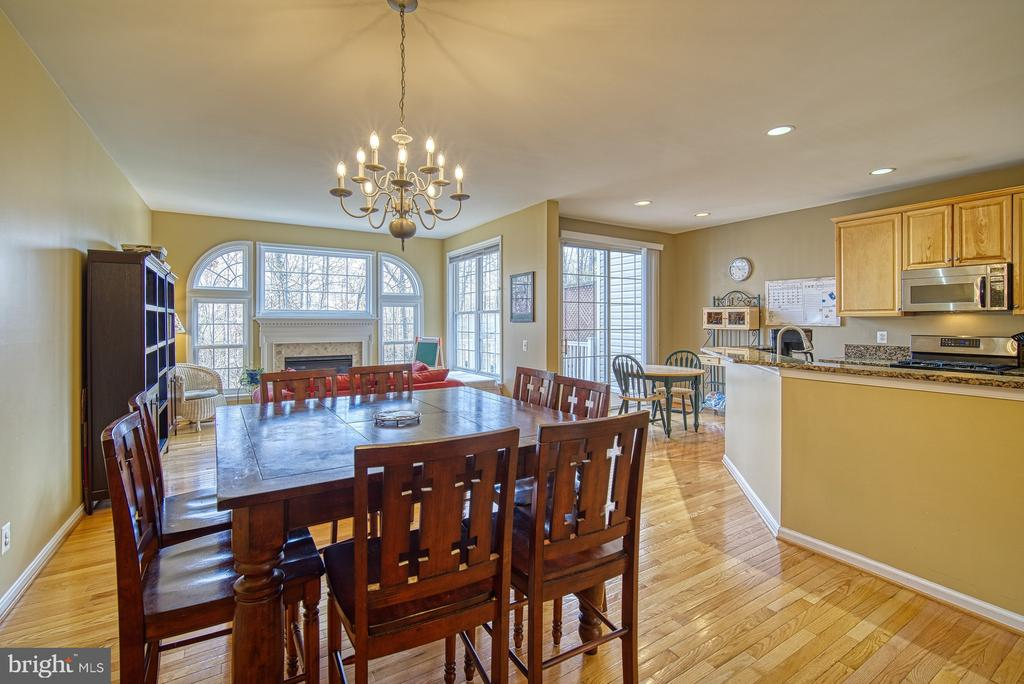 Beautiful Open Floor Plan - 22710 DEXTER HOUSE TER, ASHBURN