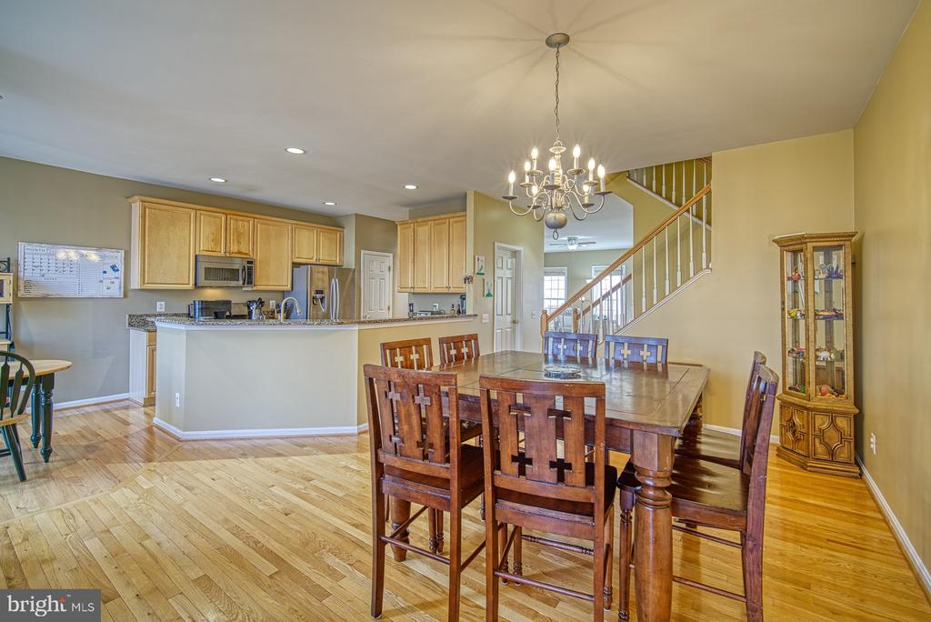 Beautiful Hardwood Floors - 22710 DEXTER HOUSE TER, ASHBURN