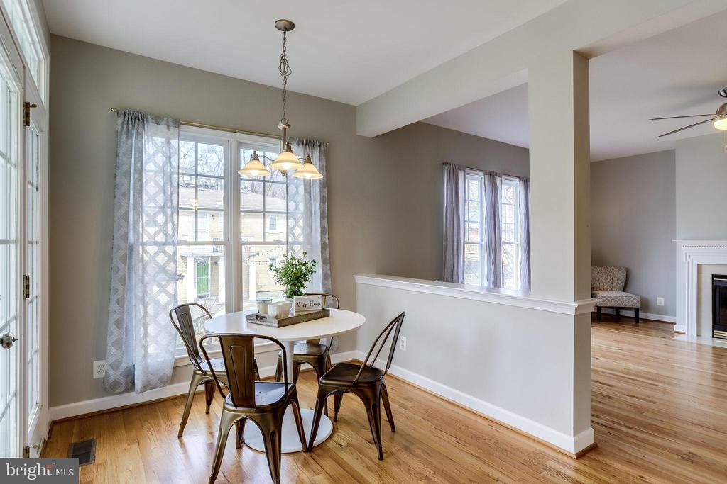 Breakfast Area Open to Living Room - 2952 22ND ST S, ARLINGTON