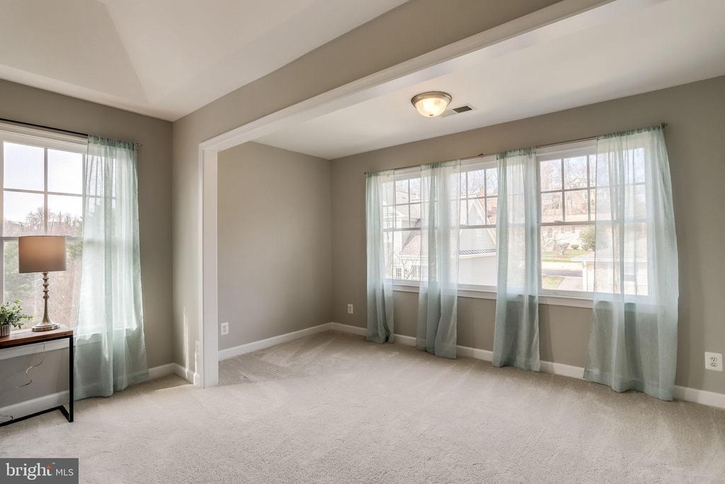 Master Bedroom Sitting Area - 2952 22ND ST S, ARLINGTON