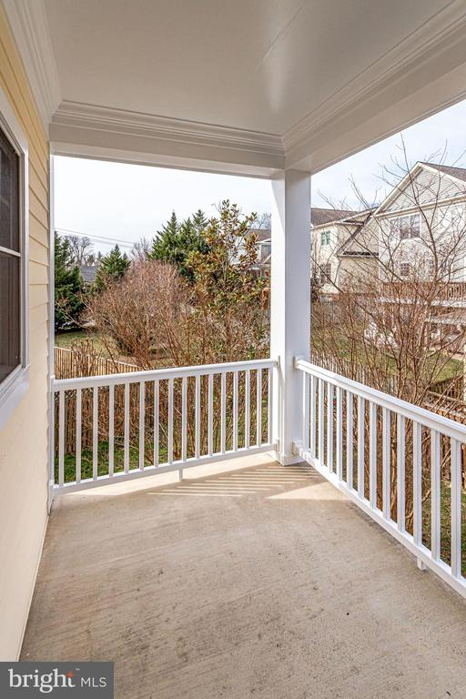 Main Level Balcony - 2952 22ND ST S, ARLINGTON