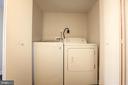 Laundry - 7907 TYLER ST, GLENARDEN