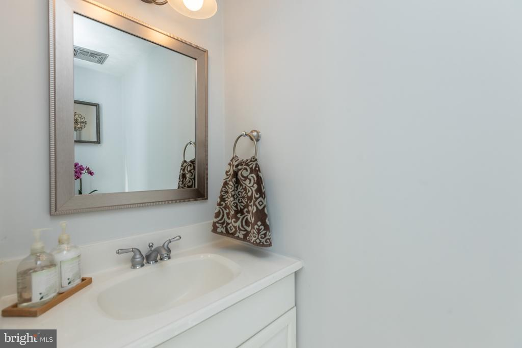 Half Bath - 4467 ELAN CT, ANNANDALE