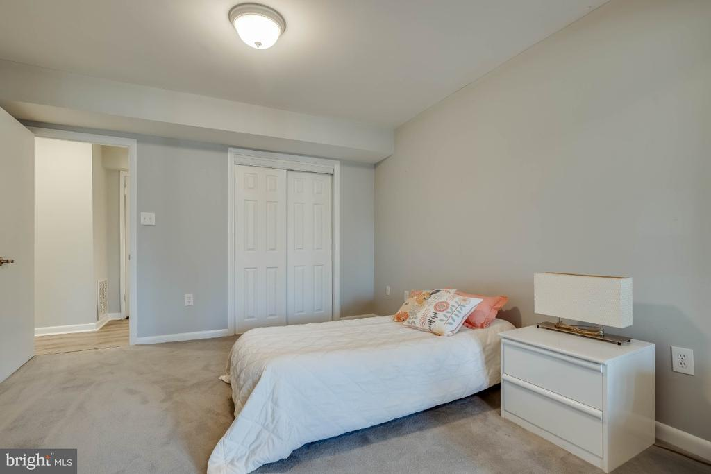 Fourth LL Bedroom - 8651 BLACK FOREST CIR, FAIRFAX