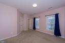 Secondary suite upstairs - 4000 BELVEDERE LN, FREDERICK