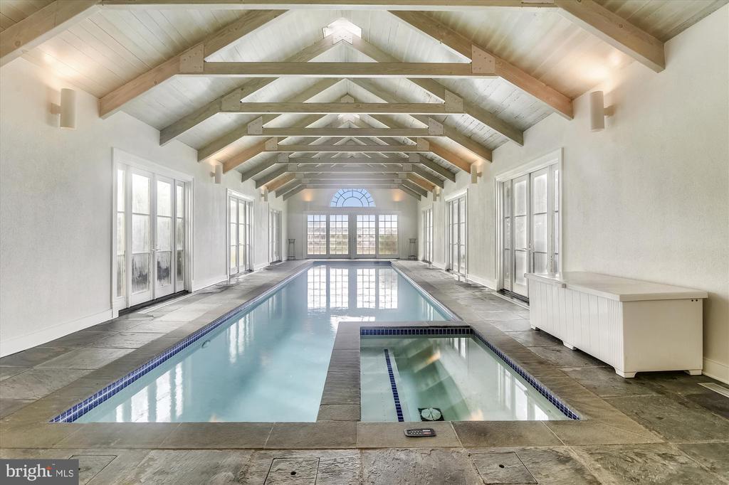 pool - 3050 RECTORTOWN RD, MARSHALL