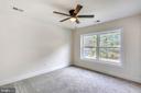 Bedroom #2 is En-Suite - 18609 STRAWBERRY KNOLL RD, GAITHERSBURG