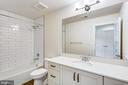 Upper Level Bath  #3 - 18609 STRAWBERRY KNOLL RD, GAITHERSBURG