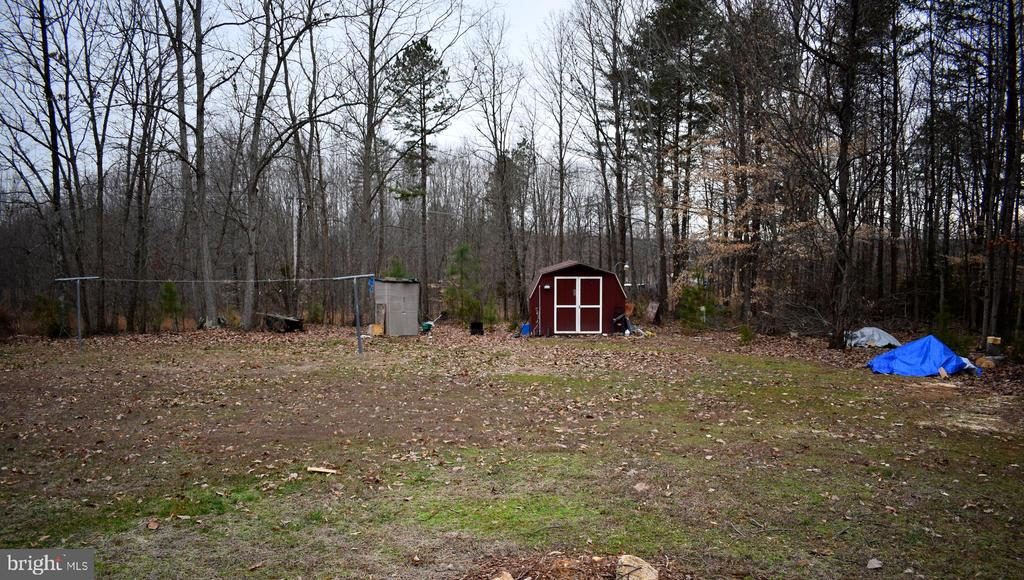 Shed Located In Backyard (Shed Conveys) - 34296 INDIANTOWN RD, LOCUST GROVE
