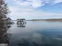 Gazebo, Jet-Ski Boathouse from Main Boathouse - 11713 WAYNE LN, BUMPASS