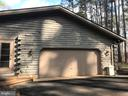 Side-entry garage - 11713 WAYNE LN, BUMPASS