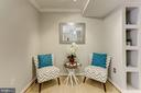 Sitting area - 1275 25TH ST NW #808, WASHINGTON