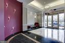 Building Entrance - 1275 25TH ST NW #808, WASHINGTON