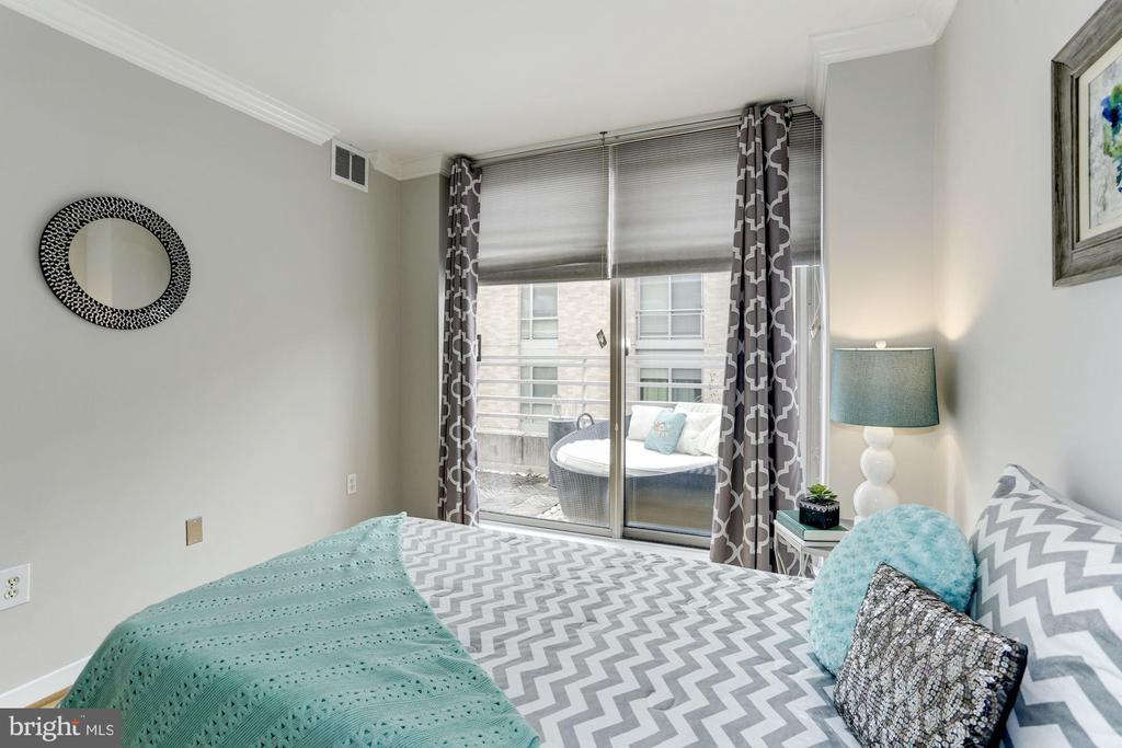 second bedroom - 1275 25TH ST NW #808, WASHINGTON
