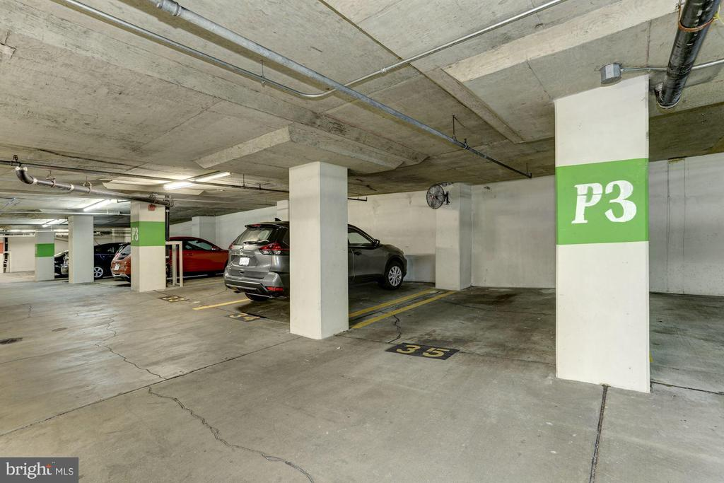 Parking?  Not a problem! - 1275 25TH ST NW #808, WASHINGTON