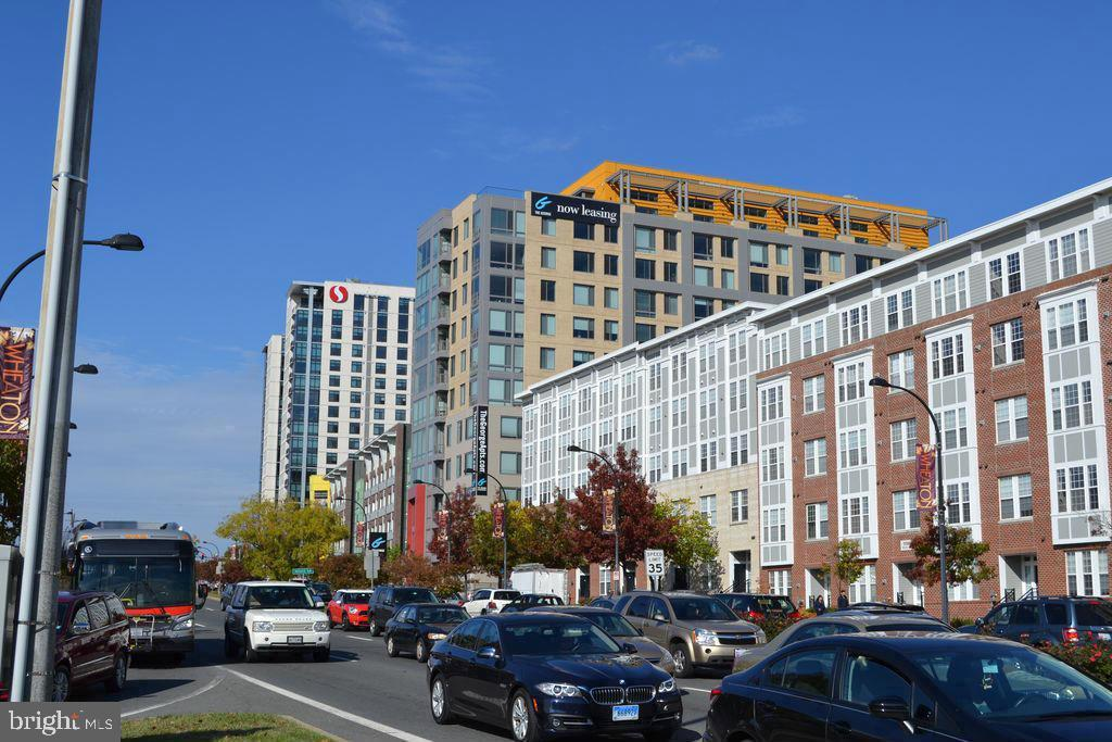 Within steps of downtown Wheaton - 10815 AMHERST AVE #C, SILVER SPRING