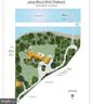 Site map an estimate of property - 4005 BELLE RIVE TER, ALEXANDRIA