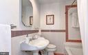 Guest Half Bath - 4005 BELLE RIVE TER, ALEXANDRIA