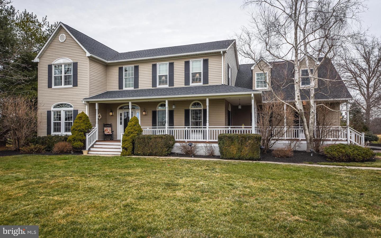 Single Family Homes per Vendita alle ore Cranbury, New Jersey 08512 Stati Uniti