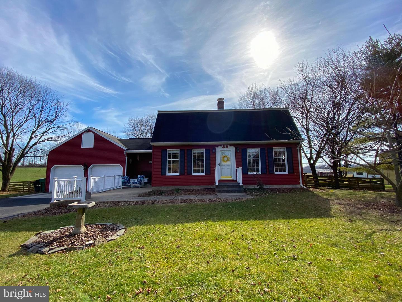 Single Family Homes 용 매매 에 Emmitsburg, 메릴랜드 21727 미국