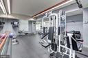 FITNESS ROOM - 5800 NICHOLSON LN #1-1007, ROCKVILLE