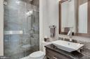 Main Level Full Bath - 746 LEIGH MILL RD, GREAT FALLS