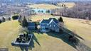 Kitchen garden featuring arbor swing - 16080 GOLD CUP LN, PAEONIAN SPRINGS