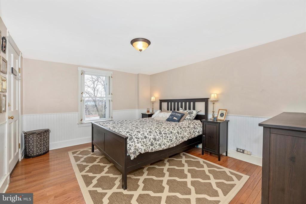 Master Bedroom - 10 N WISNER ST, FREDERICK