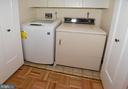 LAUNDRY - 5800 NICHOLSON LN #1-1007, ROCKVILLE