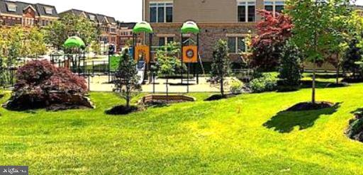 Playground in back common area! - 2327 DALE DR, FALLS CHURCH