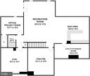 Floor Plan - Lower Level - 2327 DALE DR, FALLS CHURCH