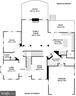 Floor Plan - Main Level - 2327 DALE DR, FALLS CHURCH