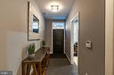 Entryway Views from Garage Access - 1739 ALICEANNA ST, BALTIMORE