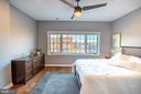 Oversized Fourth Level Bedroom - 1739 ALICEANNA ST, BALTIMORE