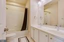 BATHROOM 2 W/ DOUBLE VANITY - 6963 COUNTRY CLUB TER, NEW MARKET