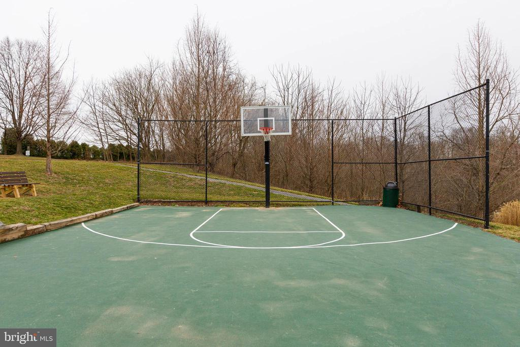 BASKETBALL COURTS - 6963 COUNTRY CLUB TER, NEW MARKET