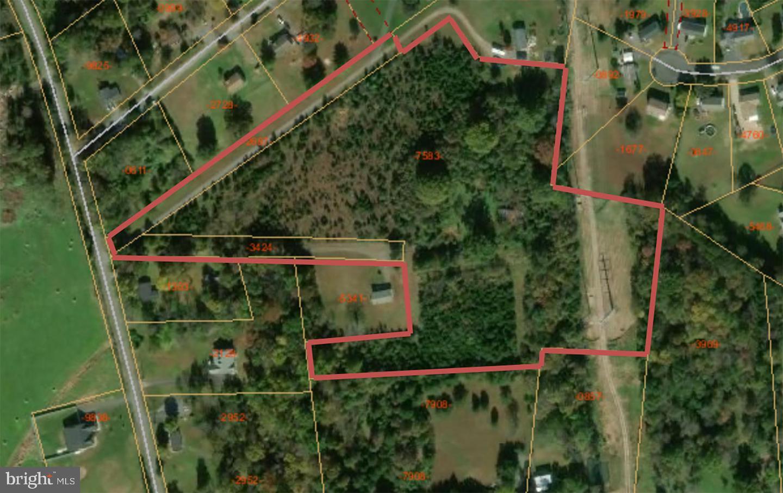 Land for Sale at Bealeton, Virginia 22712 United States